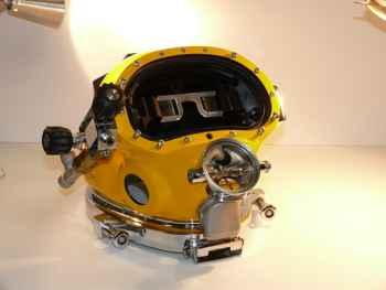 prototipo del Divers Augmented Vision Display (DAVD)