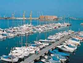 puerto deportivo de Castellón
