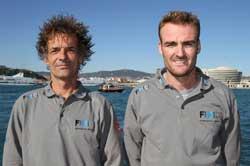 Fòrum Marítim Català, Aglaor Ludovic y Gerard Marín