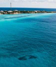 Parque Natural Isla Mujeres, esculturas humanas submarinas, Cancún, México