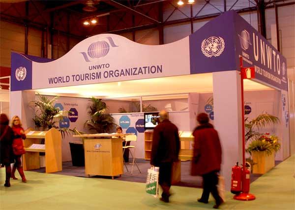 stand de la OMT en FITUR 2011