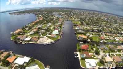 canales de Cape Coral, Florida