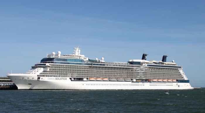 crucero Celebrity Solstice