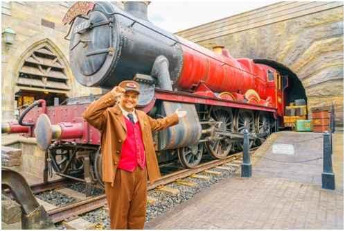 Orlando, máquina de ferrocarril