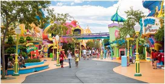 parque Disney en orlando