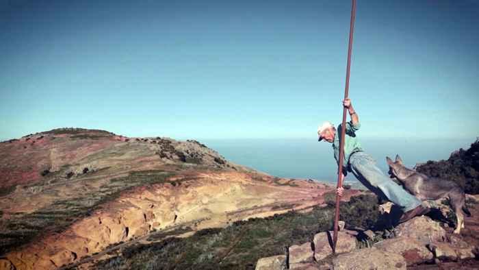 salto del pastor canario