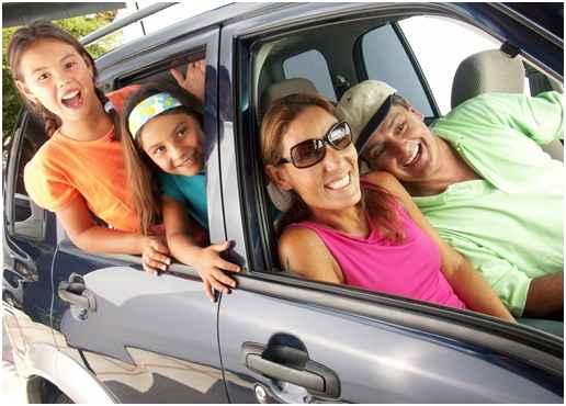 vacaciones en familia en Orlando