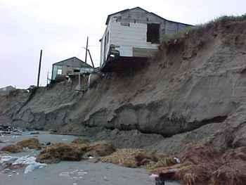 Shishmaref, Alaska - Erosion