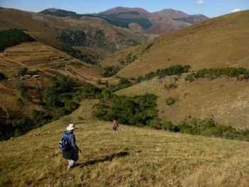 valle de la Barita, Sudáfrica