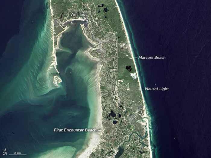 Wellfleet, Cape Cod National Seashore