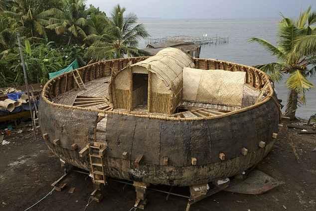 arca de Noé redonda