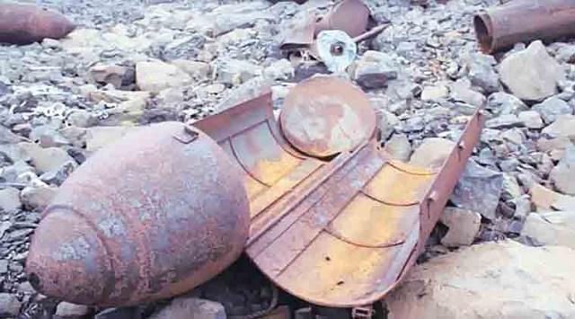 mortero de artillería de Schatzgraber