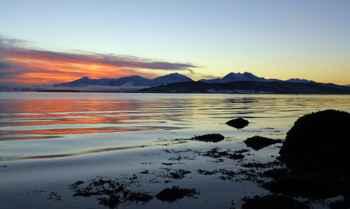 fiordo Kaldfjorden