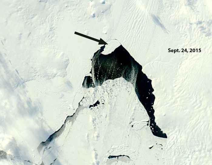 iceberg B-35