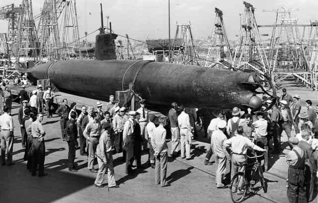 mini submarino japonés