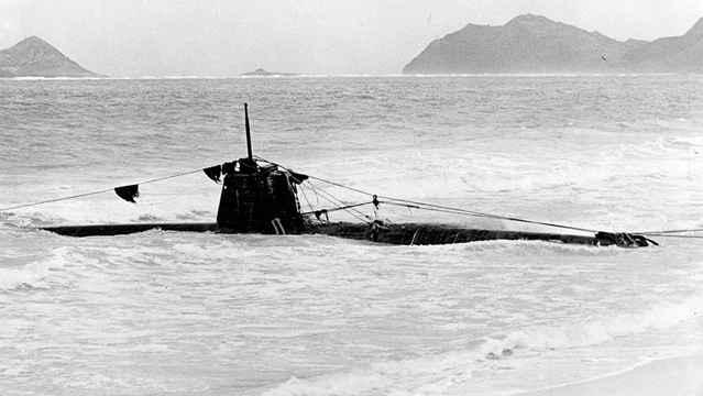 minisubmarino japonés HA-19
