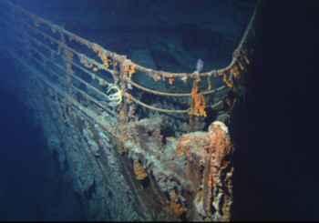 pecio del RMS Titanic