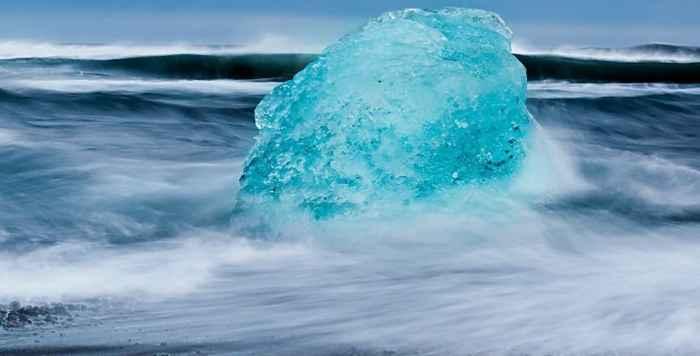 subida del nivel del mar por el deshielo