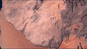 dunas de río Kuiseb