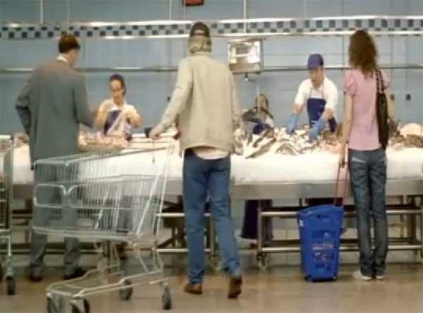 campaña Carrefour consumo responsable