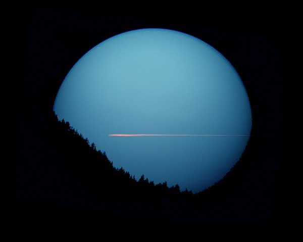 superluna llena, marzo de 2011