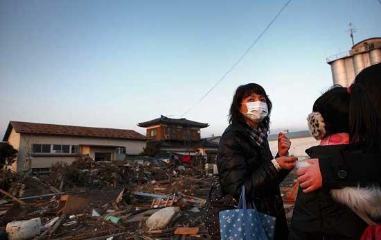 tsunami Japón, marzo 2011 - desolación