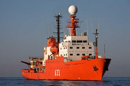 buque oceanográfico Hespérides, Armada española