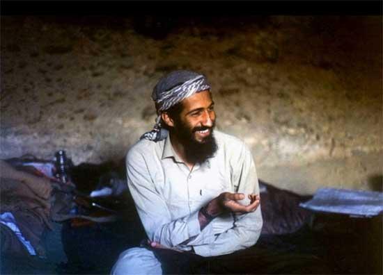 Bin Laden en 1988