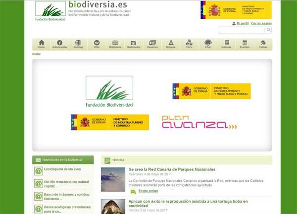 portal Biodiversia