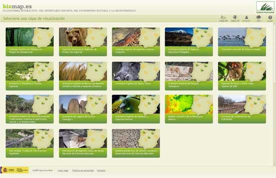 Plataforma virtual biomap