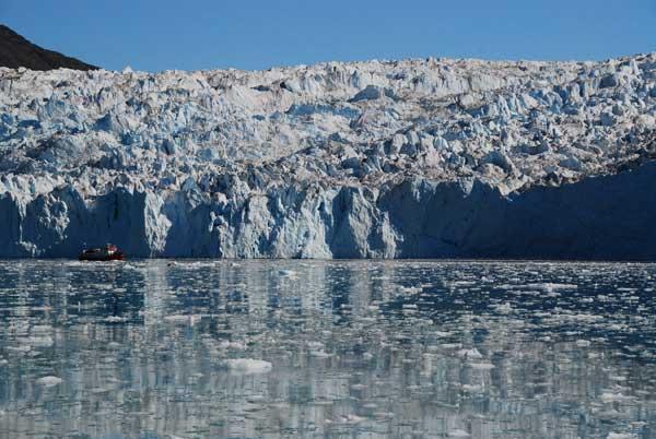 glaciar Sermia, Oeste de Groenlandia