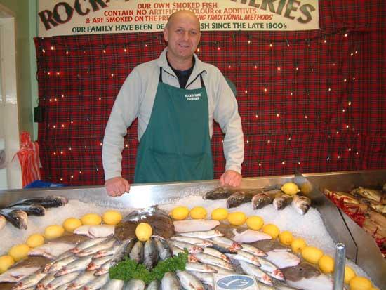 pescadería sostenible