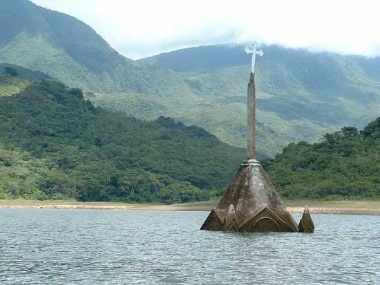 Torre de la iglesia de Potosí, Venezuela