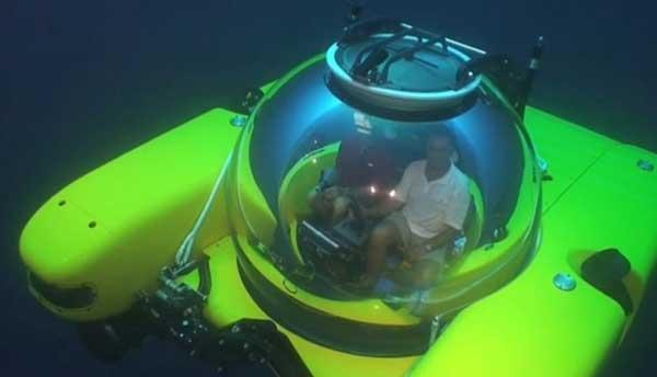 submarino Triton 36000