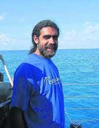 Ricardo Aguilar, Oceana