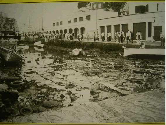 rissaga antigua en Menorca