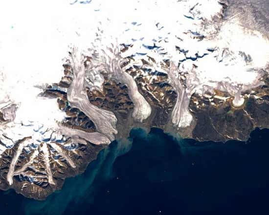 sud-este de la isla de Devon, Nunavut, Canadá