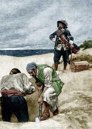 William 'Captain' Kidd