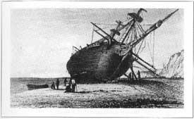 Diario del Beagle 1925, figura