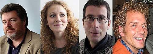 activistas de Greenpeace en la carcel Dinamarca