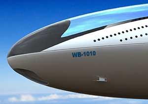 avión wb-1010