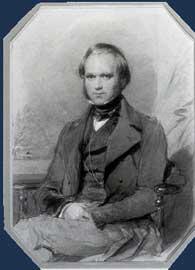 Charles Darwin, 1840