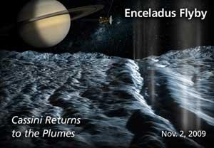 chorros de Encelado, dibujo artístico