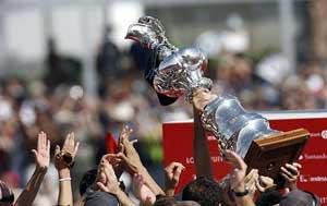 Trofeo Copa América de vela