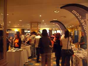 Dive Travel Show, entrada