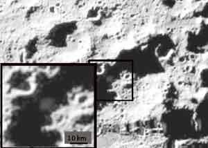 doble impacto en la Luna del LCROSS