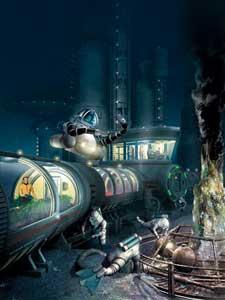 futura mineria submarina