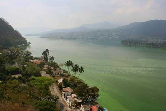 lago Amatitlán