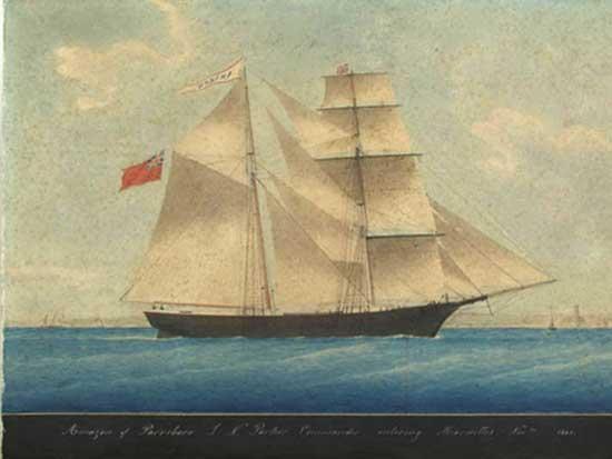 Mary Celeste, artista anónimo - WikipediaCommons
