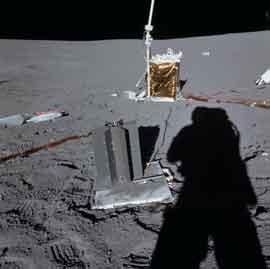 misión Apolo en la Luna